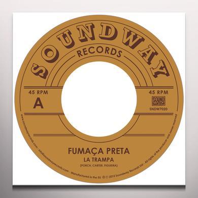 Fumaca Preta LA TRAMPA Vinyl Record - Gold Vinyl