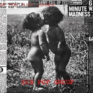 The Pop Group FOR HOW MUCH LONGER DO WE TOLERATE MASS MURDER Vinyl Record