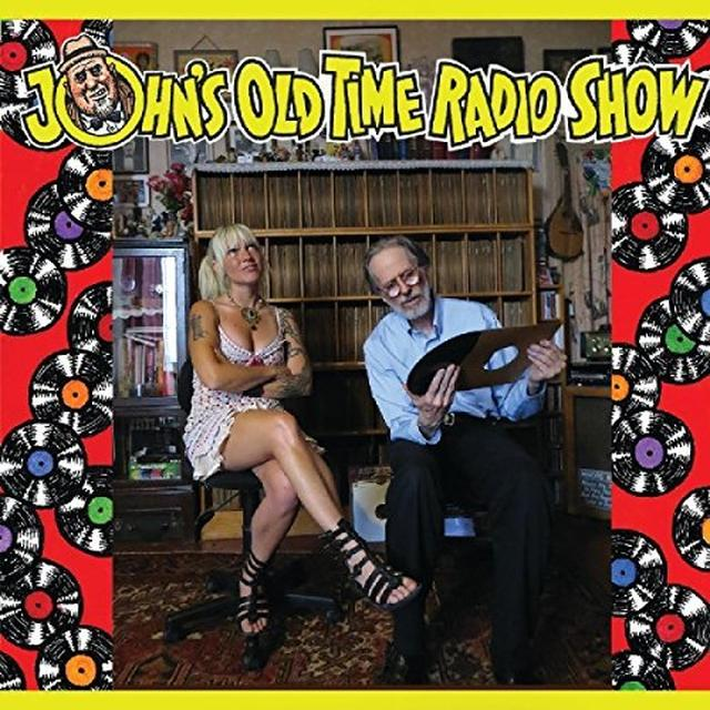 Robert Crumb / Eden Brower / John Heneghan JOHN'S OLD TIME RADIO SHOW Vinyl Record