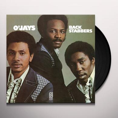 The O'Jays BACK STABBERS Vinyl Record - Limited Edition, 180 Gram Pressing