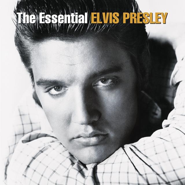 ESSENTIAL ELVIS PRESLEY Vinyl Record