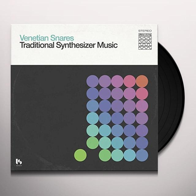 Venetian Snares TRADITIONAL SYNTHESIZER MUSIC Vinyl Record