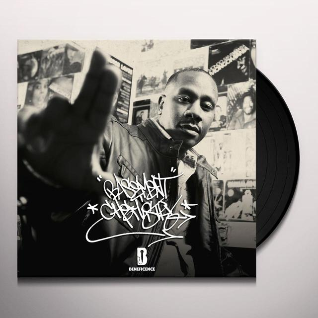 Beneficence BASEMENT CHEMISTRY Vinyl Record