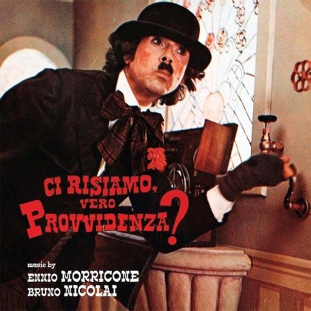 Ennio Morricone CI RISIAMO VERO PROVVIDENZA / O.S.T. Vinyl Record - Limited Edition, 180 Gram Pressing