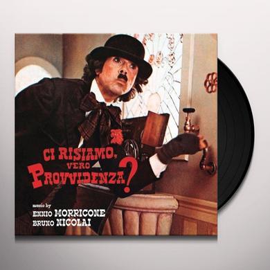 Ennio Morricone CI RISIAMO VERO PROVVIDENZA / O.S.T. Vinyl Record