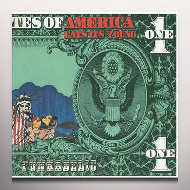 Funkadelic AMERICA EATS ITS YOUNG Vinyl Record - Colored Vinyl, Limited Edition