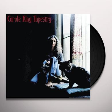 Carole King TAPESTRY Vinyl Record - Holland Import