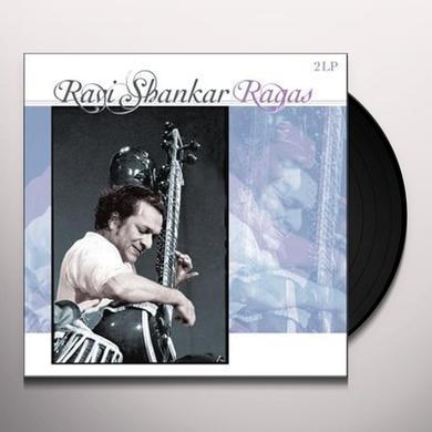 Ravi Shankar RAGAS Vinyl Record - Holland Import