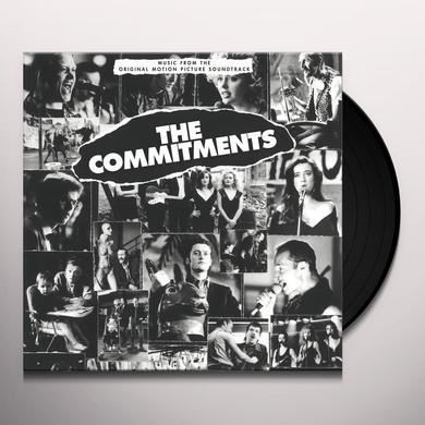 COMMITMENTS / O.S.T. (HOL) COMMITMENTS / O.S.T. Vinyl Record