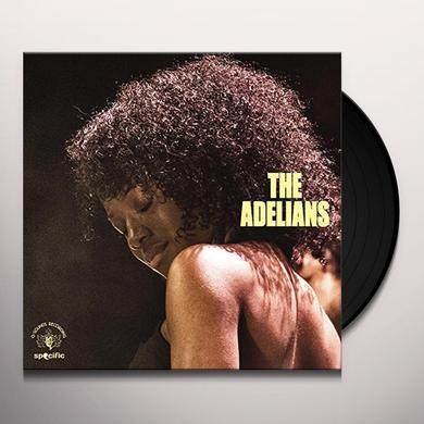 ADELIANS Vinyl Record - Italy Import