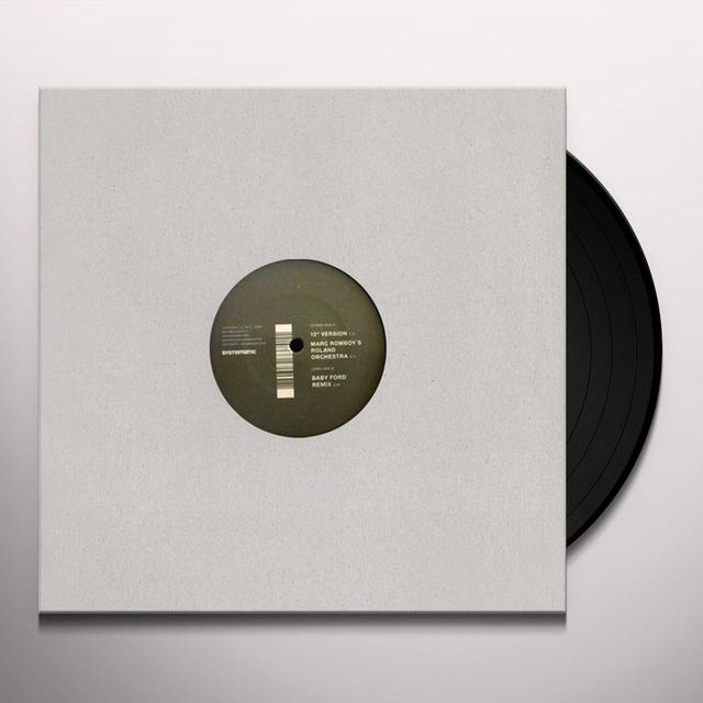 Och TIME TOURISM Vinyl Record - UK Import