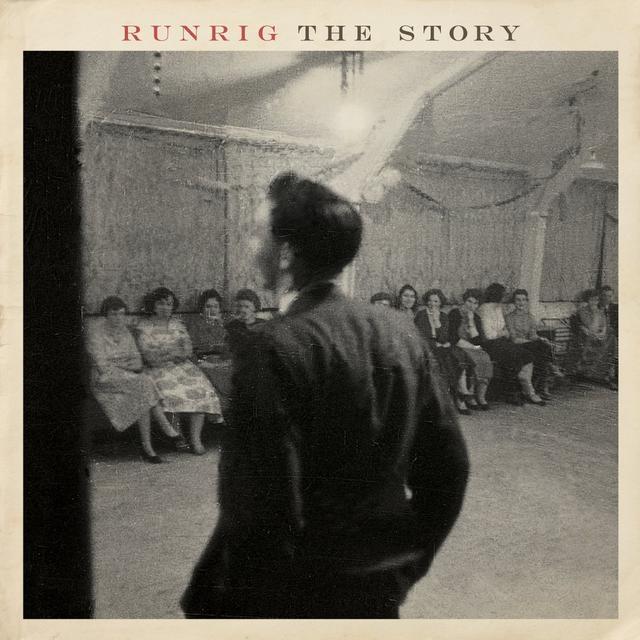 Runrig STORY Vinyl Record