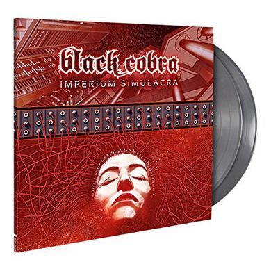 Black Cobra IMPERIUM SIMULACRA (SILVER VINYL) Vinyl Record