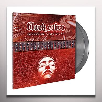 Black Cobra IMPERIUM SIMULACRA (SILVER VINYL)  (SLV) Vinyl Record - Colored Vinyl