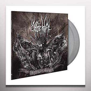 Urgehal AEONS IN SODOM (CLEAR VINYL) Vinyl Record - Clear Vinyl, UK Import