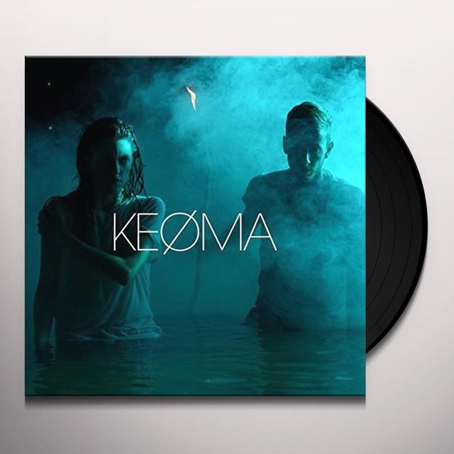 KEOMA Vinyl Record - UK Import