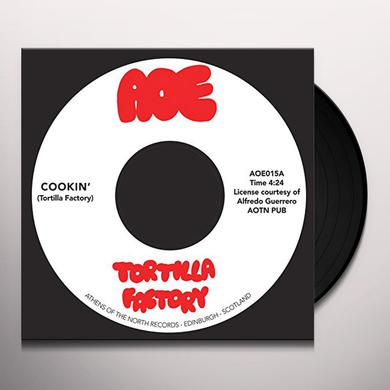 TORTILLA FACTORY COOKIN Vinyl Record