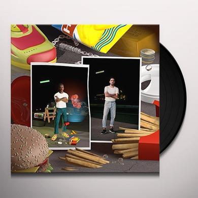 El Guincho HIPERASIA Vinyl Record - UK Import