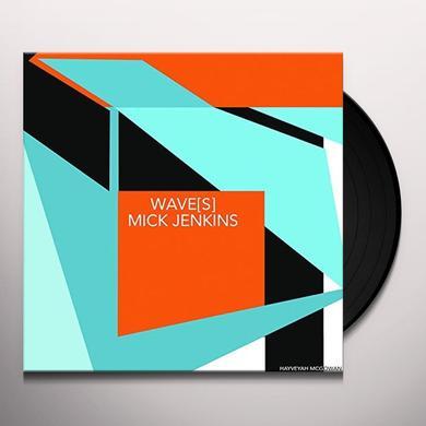 Mick Jenkins WAVE[S] Vinyl Record