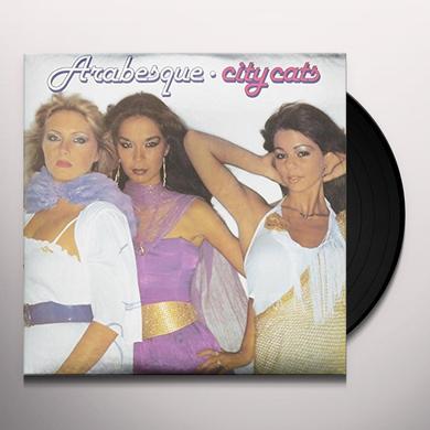 ARABESQUE II - CITY CATS Vinyl Record - UK Import