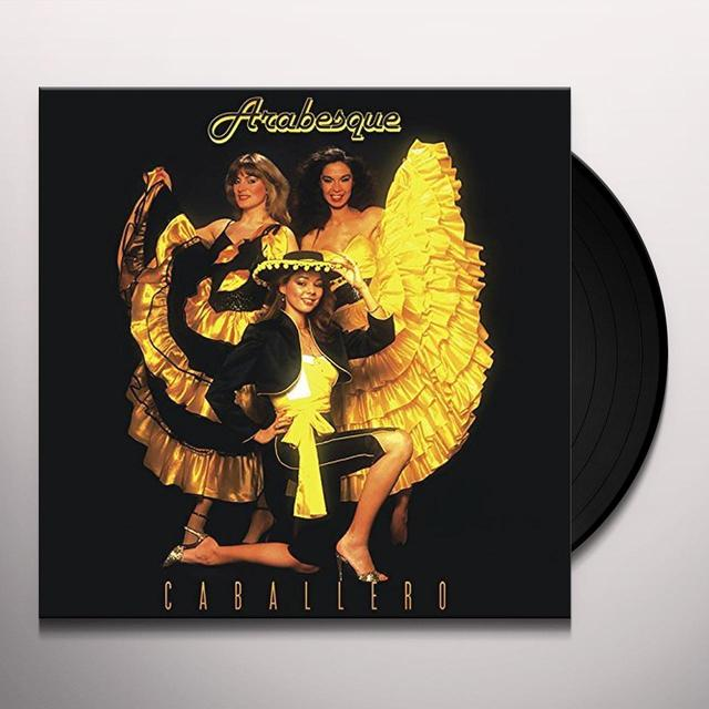ARABESQUE VI - CABALLERO Vinyl Record - UK Import