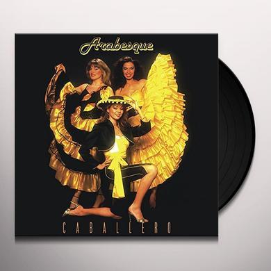 ARABESQUE VI - CABALLERO Vinyl Record - UK Import