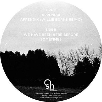NORWELL APPENDIX Vinyl Record