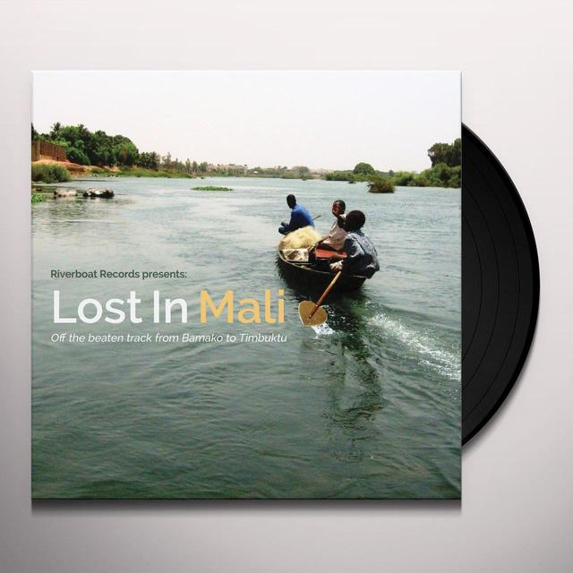 LOST IN MALI / VARIOUS (UK) LOST IN MALI / VARIOUS Vinyl Record - UK Release