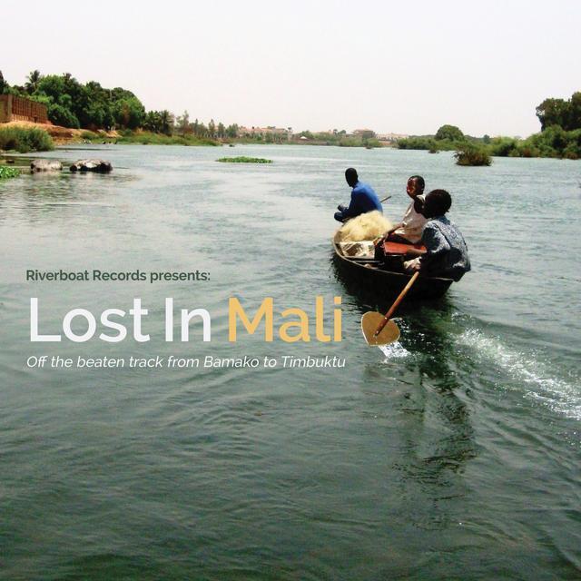 LOST IN MALI / VARIOUS (UK) LOST IN MALI / VARIOUS Vinyl Record - UK Import