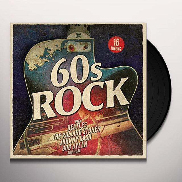 60'S ROCK / VARIOUS (UK) 60'S ROCK / VARIOUS Vinyl Record - UK Import
