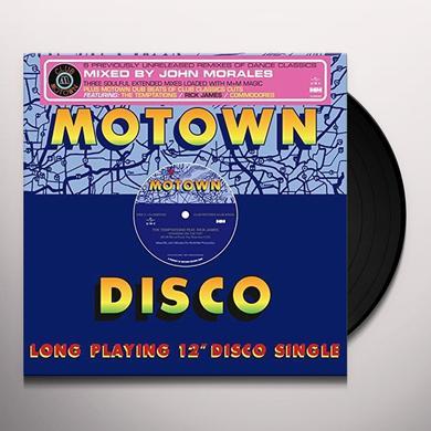 JOHN MORALES PRESENTS CLUB MOTOWN KINGS / VARIOUS Vinyl Record