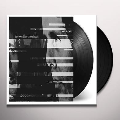 Walker Brothers NITE FLIGHTS Vinyl Record - 180 Gram Pressing, Holland Import