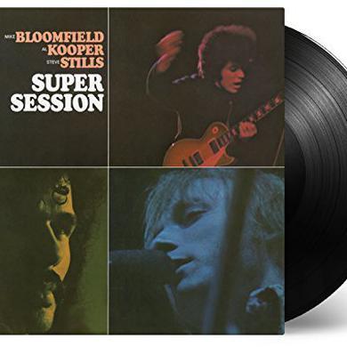 BLOOMFIELD / KOOPER / STILLS SUPER SESSION Vinyl Record