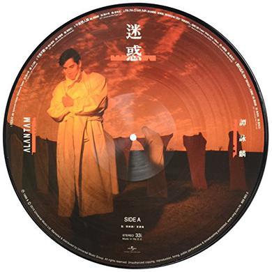 Alan Tam TEMPTATION /LTD 33 1/3 180G PICTURE VINYL Vinyl Record