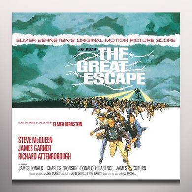 GREAT ESCAPE (LIGHT BLUE VINYL) / O.S.T. (BLUE) GREAT ESCAPE (LIGHT BLUE VINYL) / O.S.T. Vinyl Record
