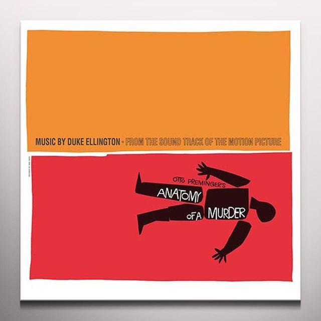ANATOMY OF A MURDER (ORANGE VINYL) / O.S.T. (COLV) ANATOMY OF A MURDER (ORANGE VINYL) / O.S.T. Vinyl Record