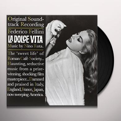 Nino Rota LA DOLCE VITA Vinyl Record - UK Import