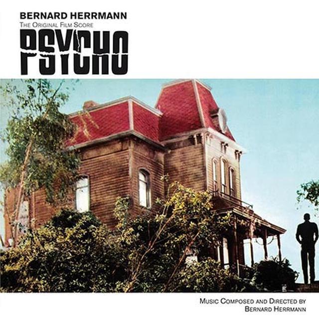 PSYCHO / O.S.T. (UK) PSYCHO / O.S.T. Vinyl Record