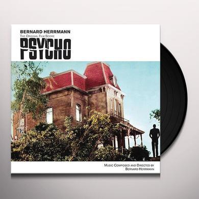 PSYCHO / O.S.T. (UK) PSYCHO / O.S.T. Vinyl Record - UK Import