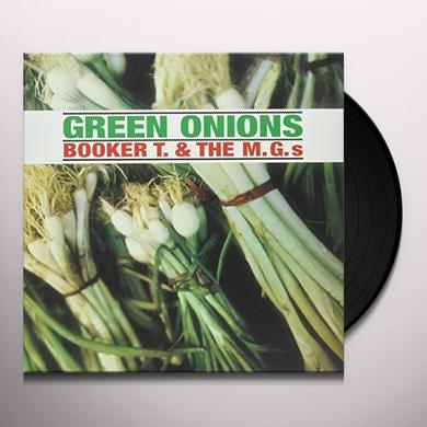 Booker T & The MG's GREEN ONIONS Vinyl Record - UK Import