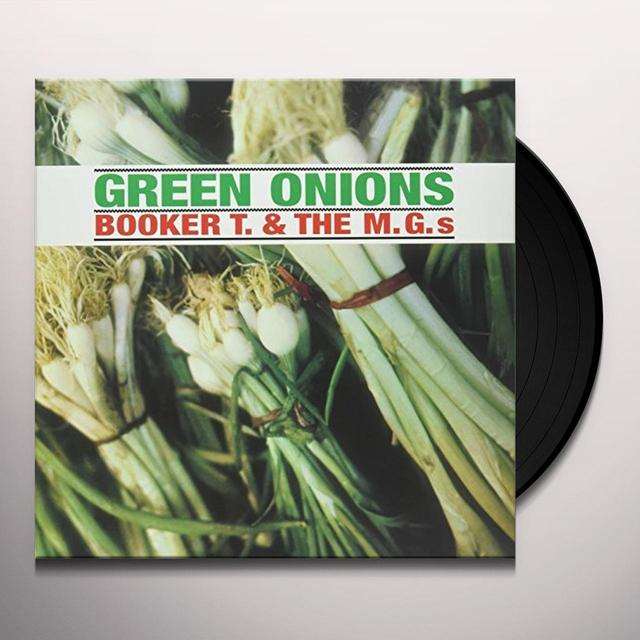 Booker T & The MG's GREEN ONIONS Vinyl Record - UK Release