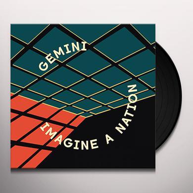 Gemini IMAGINE - A - NATION Vinyl Record