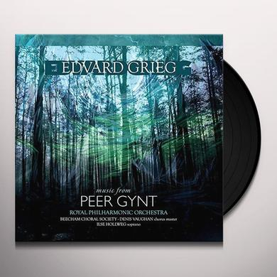 Sir Thomas Beecham / Royal Philharmonic Orchestra GRIEG: MUSIC FROM PEER GYNT Vinyl Record