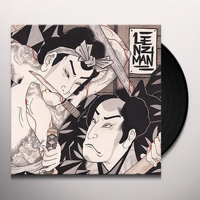 Lenzman GOLDEN AGE EP Vinyl Record - UK Import
