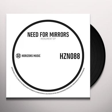 Need For Mirrors MONUMENT EP Vinyl Record - UK Import