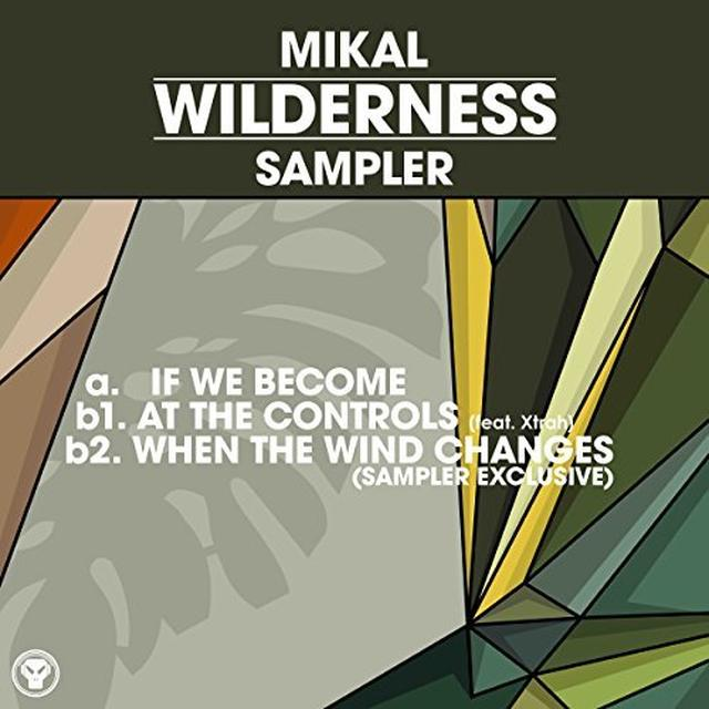 Mikal WILDERNESS SAMPLER Vinyl Record - UK Release