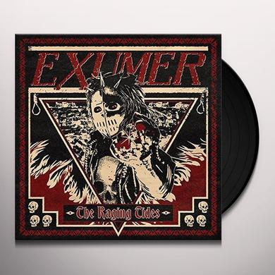 Exumer RAGING TIDES Vinyl Record - Holland Import