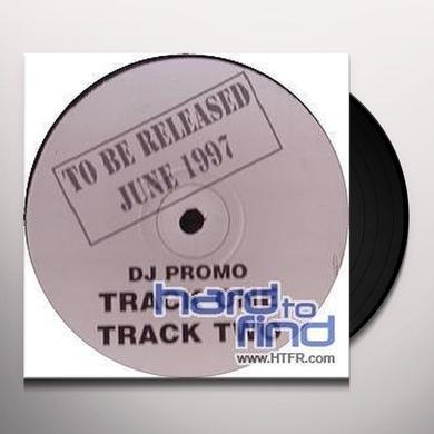 Paul Woolford UNTITLED Vinyl Record - UK Import