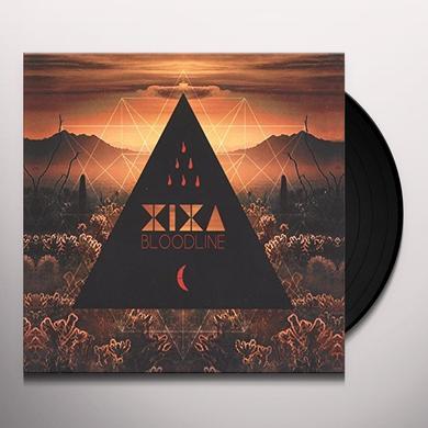 XIXA BLOODLINE Vinyl Record - UK Import
