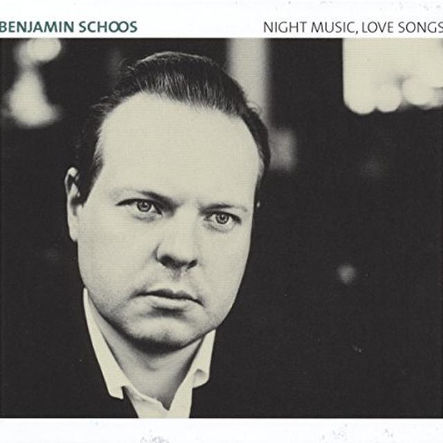 Benjamin Schoos NIGHT MUSIC LOVE SONGS Vinyl Record